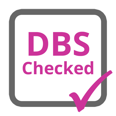 Disclosure Barring Service (DBS) Checked